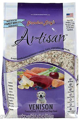 Pet Goody Store 187 187 Grandma Lucy S Artisan Venison Freeze